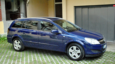 Opel Astra H Wagon